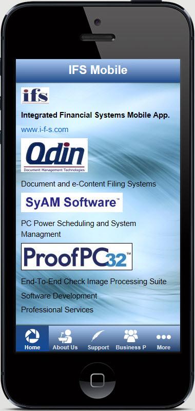 IFS App