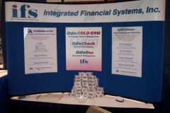 IFS Trade Show Booth